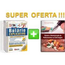Bulário (guia Remédios) + Cálculo Medicamentos - Oferta !!!