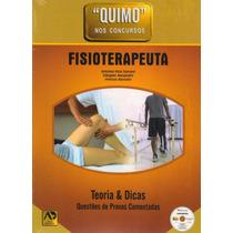 Livro - Quimo Fisioterapeuta - Sampol Com Dvd (novo) Lacrado