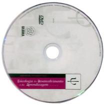 Dvd Video Aulas Psicologia Do Desenvolvimento Aprendizagem