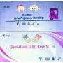 50 Testes De Ovulação Com Frete Grátis