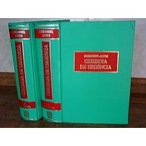 Cirurgia De Urgência 2 Volumes Emmanuel Alves Medicina