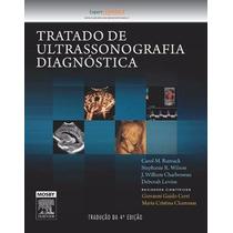 Tratado De Ultrassonografia Diagnóstica - 4 Ed. - Rumack