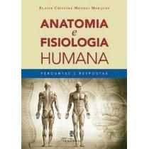 Anatomia E Fisiologia Humana Livro