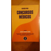 Livro Revisão Para Concursos Médicos Arend