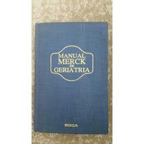 Manual Merck De Geriatria Livro Usado Em Bom Estado