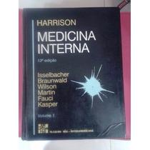 Livro Harrison Medicina Interna 13 Edição - Bom Estado!