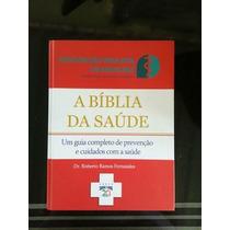 (frete Gratis).a Biblia Da Saude.