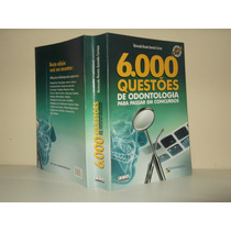 6000 Questoes De Odontologia