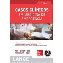 Ebook Ebook Casos Clínicos Medicina Emergência 3ed