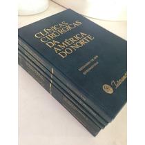 Livros Clínicas Cirúrgicas Da América Do Nortenorte