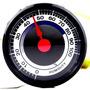 Higrômetro Automático Medidor De Umidade Do Ar E Chocadeira