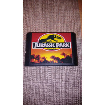 Fita P/ Mega Drive Jurassic Park - Original!!!