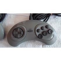 Controle Do Mega Drive 6 Botoes Original!!!
