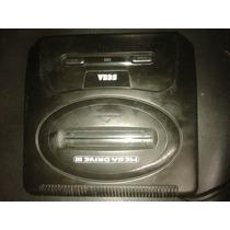 Mega Drive 3 Com 30 Jogos Na Memória.