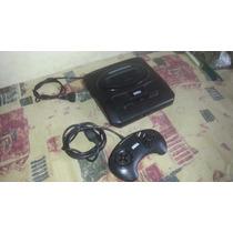 Mega Drive 3 Com 30 Jogos Na Memoria + Controle Mas Sem Cabo
