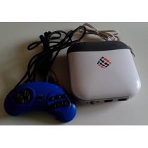 Mega Drive 3 Da Tec-toy Usado Com 86 Jogos Funcionando 100%