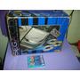 Sega Cd Tec Toy Na Caixa Com Manual E 1 Cd Original