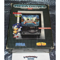Mega Drive 2 Tec Toy Na Caixa, Controles, Jogos, Av, Fonte