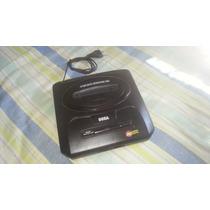 Mega Drive 3 Com 30 Jogos Na Memória Só O Console Tudo 100%