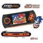 Md Play Mega Drive Portatil Tectoy Original C/ 20 Jogos