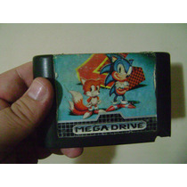 Sonic 2 Original Americana Mega Drive Leia Anuncio