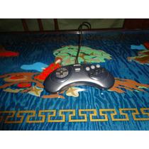 Controle Original Tec Toy 6 Botões (f/grátis)pio-agni Games