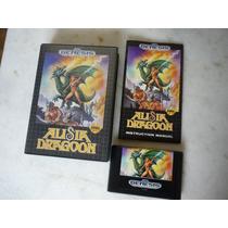 Jogo Alisia Dragoon - Completo Para Megadrive
