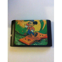 Mickey Fantasia Do Mega Drive!