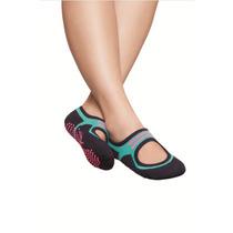 Sapatilha Pilates Sem Costura Puket (original) -