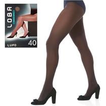 Meia-calça Fio 40 Lupo Tamanho Especial Plus Fretegrátis