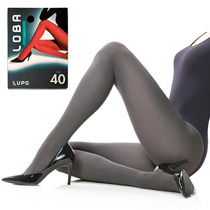 Meia-calça Loba Fio 40 5830-01 P/gg
