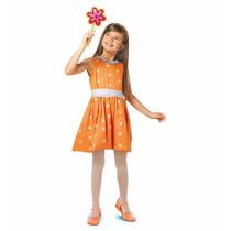 Meia-calça Lobinha Infantil Menina Rosa Lupo 2570
