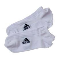 Meia Adidas Sapatilha Branca Fem.tam. 34-39 De 9,90 Por 7,90