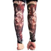 Tatuagem Falsa, Fake Tattoo/ Sleeve - Vendo O Par/ Misturado