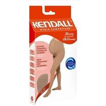 Meia Calça Kendall Média Compr Gestante C/ Ponteira Fretgrát