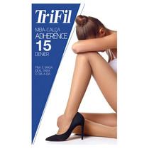Meia Calça Trifil Fio 15 Extra Grande Preta 1 Unidade