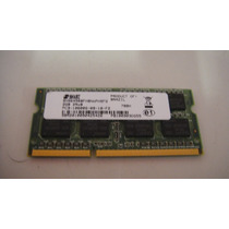 Memoria Ddr3 Pc10600 Pc3 Notebook 2 Gb Original Smart