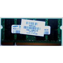 Memória Samsung Pc2-5300 555 Mhz 1gb Ddr2 Sodimm