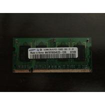 Memoria Samsung 512mb 2rx16 Pc2-5300-555-12-a3 Ddr2 Sodimm