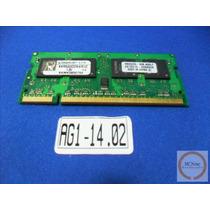 Ag14.02 Memória Kingston 512mb 533mhz Acer Aspire 9300 9400