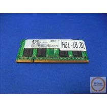 Memória Ram 2gb P/ Notebooks Acer Aspire 3100 5100 3050 5050