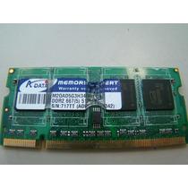 Memoria Ddr2 512 Mb Kingston Semi Nova 533mhz