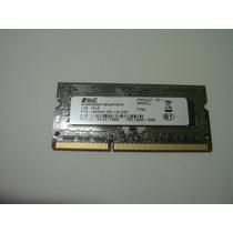 Memória Ddr3 Para Notebook 1gb Smart Pc3 10600 Usada
