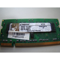 Memoria 1gb Ddr2 Kingston 667mhz Notebook