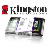 Memoria Notebook 2gb Ddr2 667 Kingston 1 Linha Apple Mac
