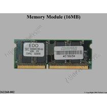Memória Para Notebook Compaq 0v978400q7k Edo - 262260-002
