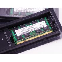Memoria Note Hynix 1gb 2rx8 Ddr2 667mhz Pn: Hymp512s64cp8-y5