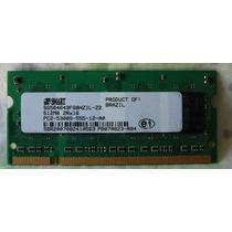 Memoria - Smart - 512m - Ddr2 - 667mhz - Pc2 - 5300s - Oem