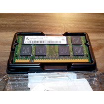 Memória Note Ddr2 1gb 667mhz P/ Acer Hp Sony Dell Positivo