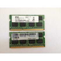 Memória Notebook Smart 2gb Ddr3 1333mhz 2rx8 Pc3-10600s